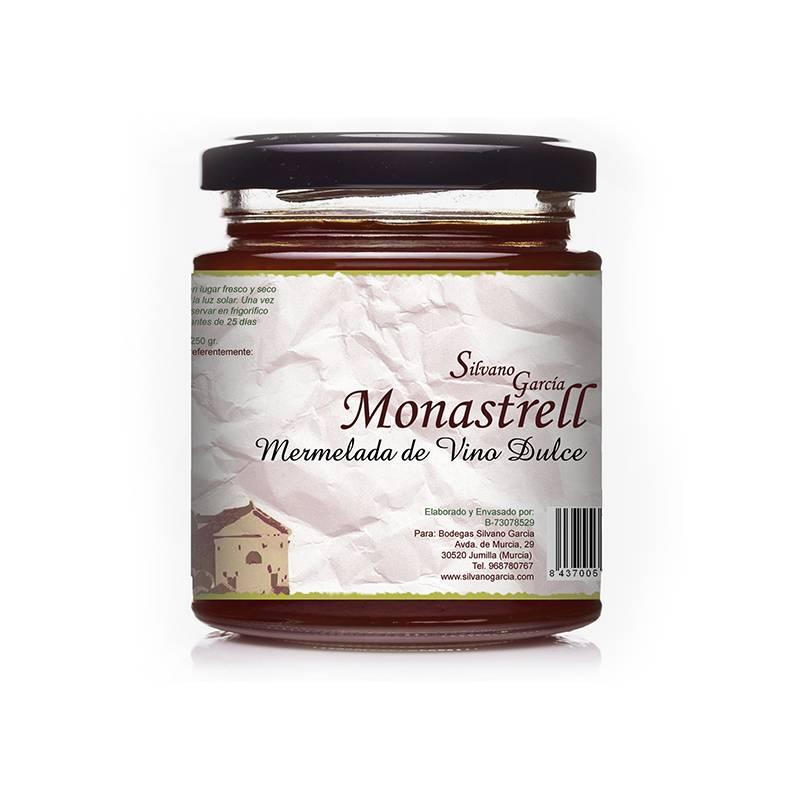 Mermelada de Vino Dulce Monastrell (250 g)