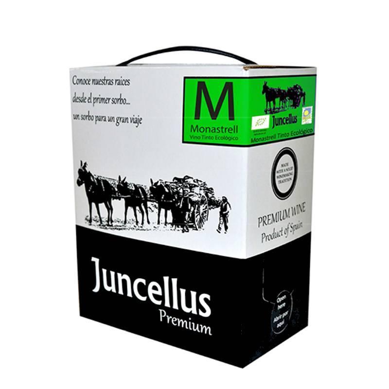Juncellus monastrell ecológico
