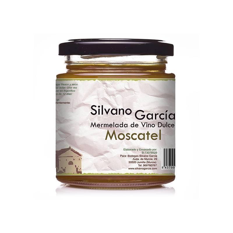 Mermelada de Vino Dulce Moscatel (30 g)